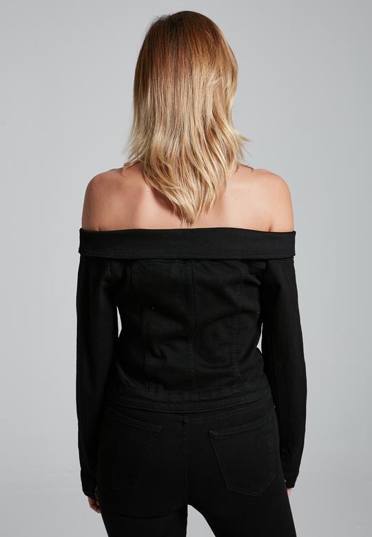 Omuz Detaylı Ceket