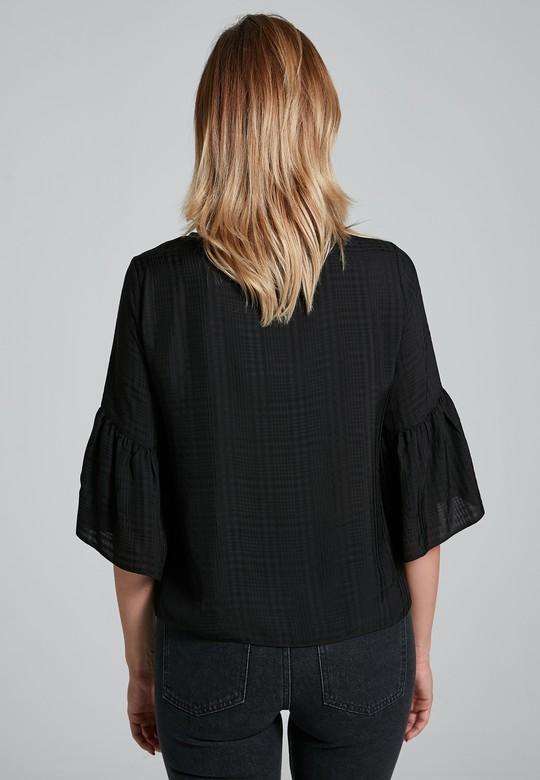 Taş İşlemeli Bluz