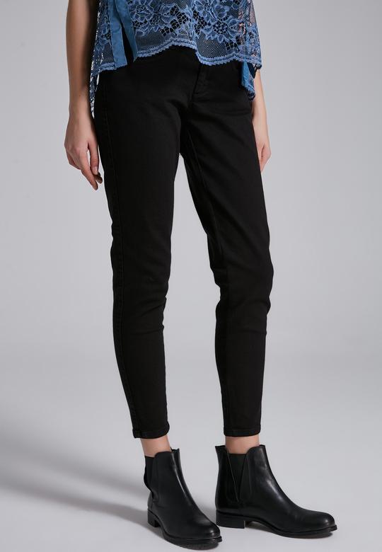 Çift Düğmeli Pantolon