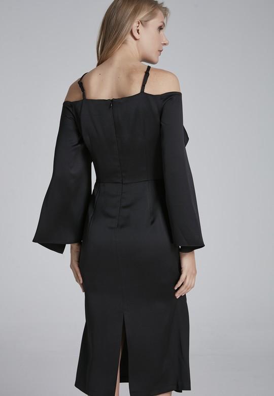 Yırtmaçlı Elbise