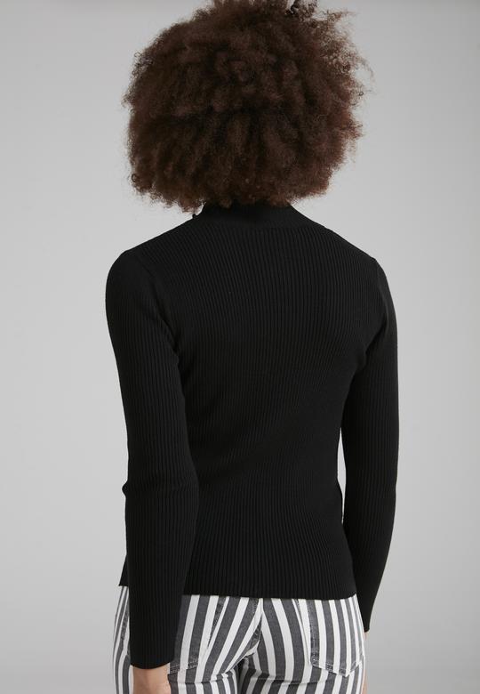 Fermuarlı Ceket