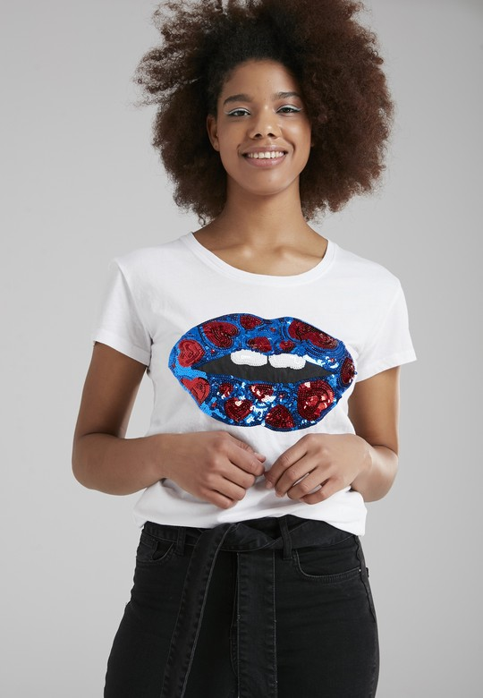 Pullu Tişört