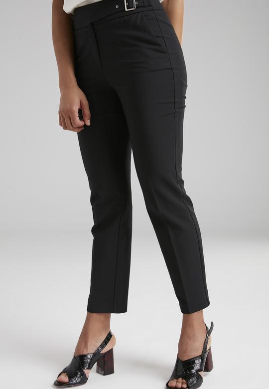 Kemeri Tokalı Pantolon