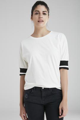 Ribanalı Tişört