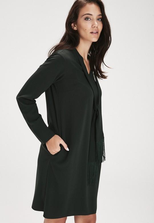 Boyundan Bağlamalı Elbise
