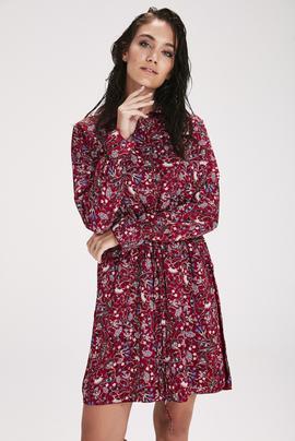 Yandan Yırtmaçlı Elbise