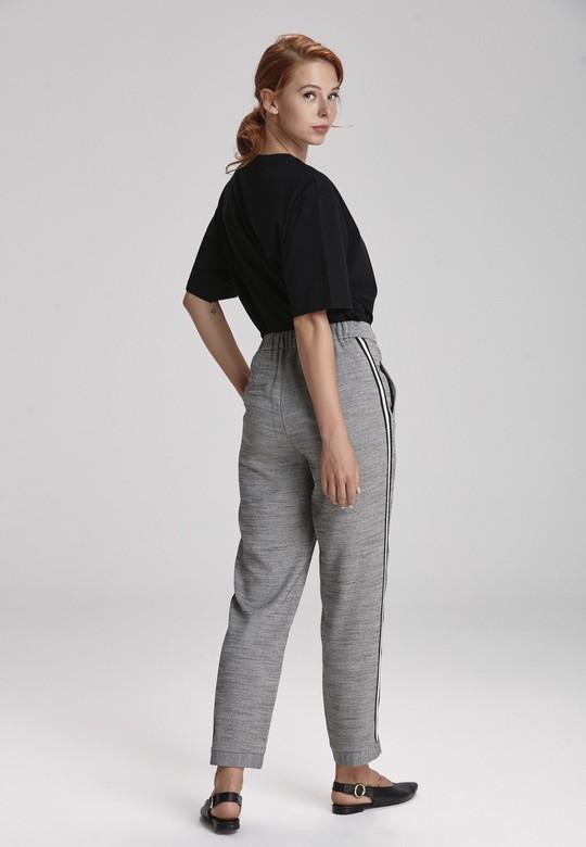 Yanı Şeritli Pantolon