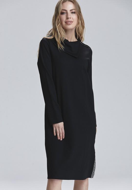 Boğazlı  Elbise