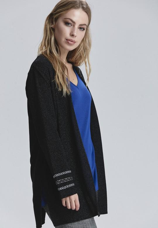 Simli  Ceket