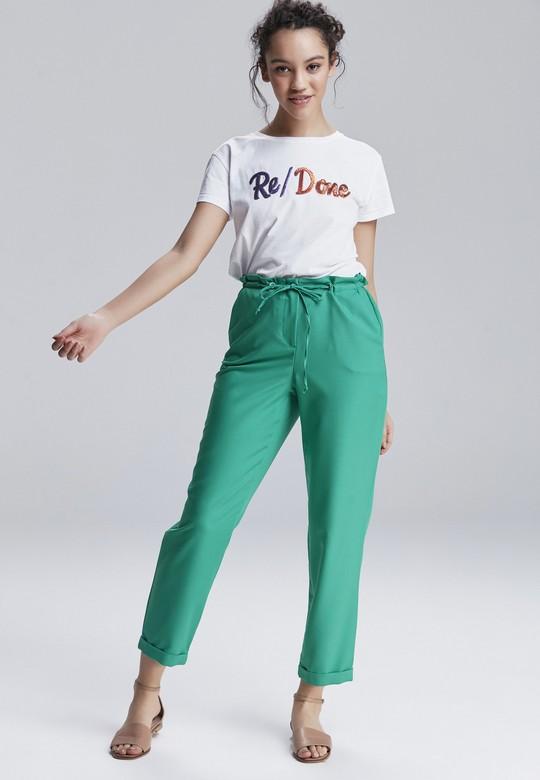 Double Paça Pantolon