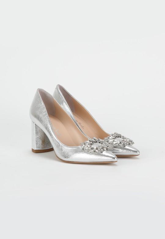 Önü Tokalı Ayakkabı