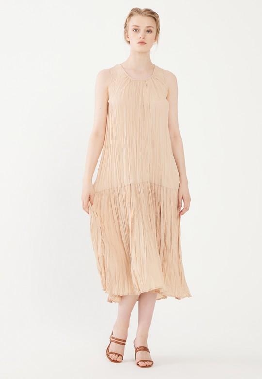 Kolsuz Piliseli Elbise