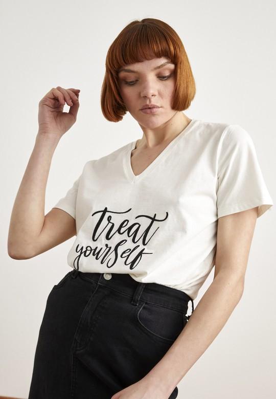 V Yaka Tshirt
