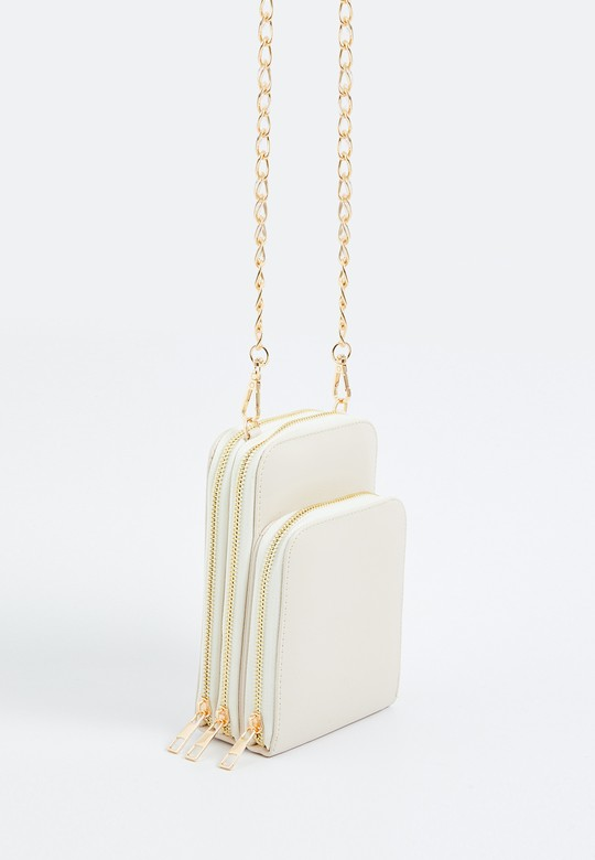 Fermuarlı Mini Çanta